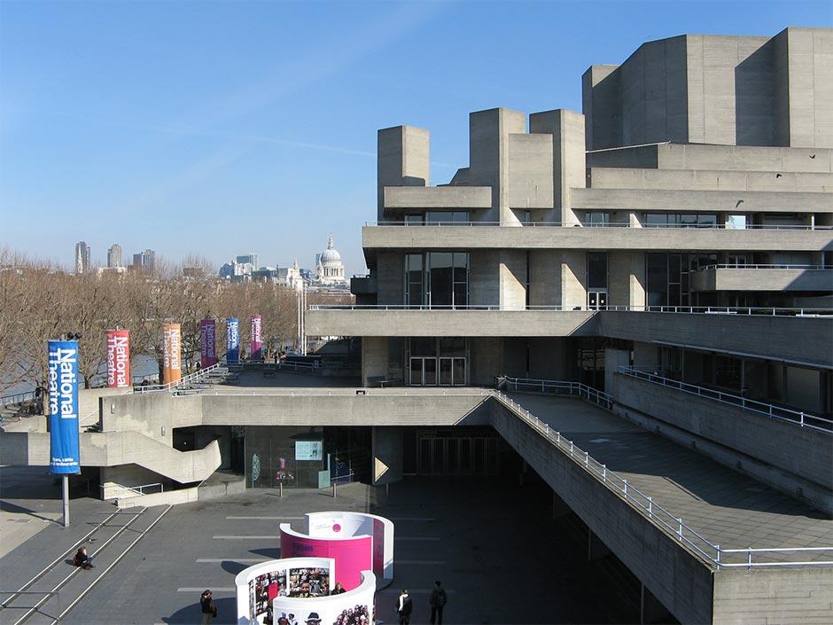 Buildings Modern Architecture London
